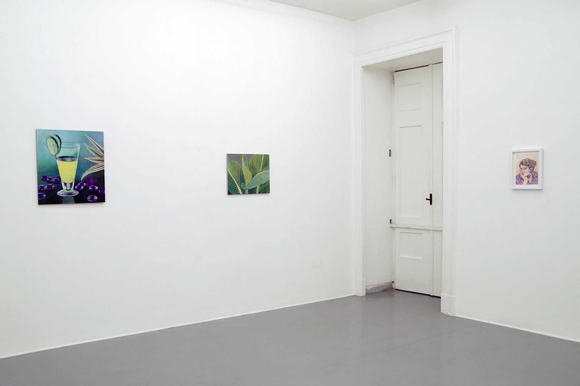 Galleria Fonti BIRGIT MEGERLE – Airs and Graces