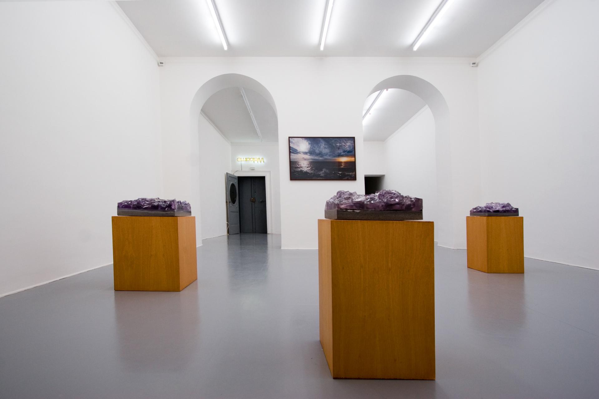 Galleria Fonti PIERO GOLIA – Piero Golia