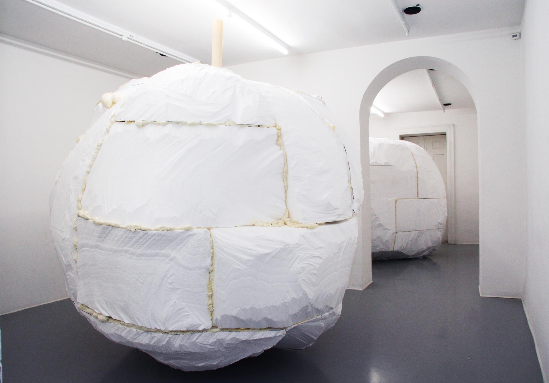 Galleria Fonti ERIC WESLEY – You say tomato, I say tomato