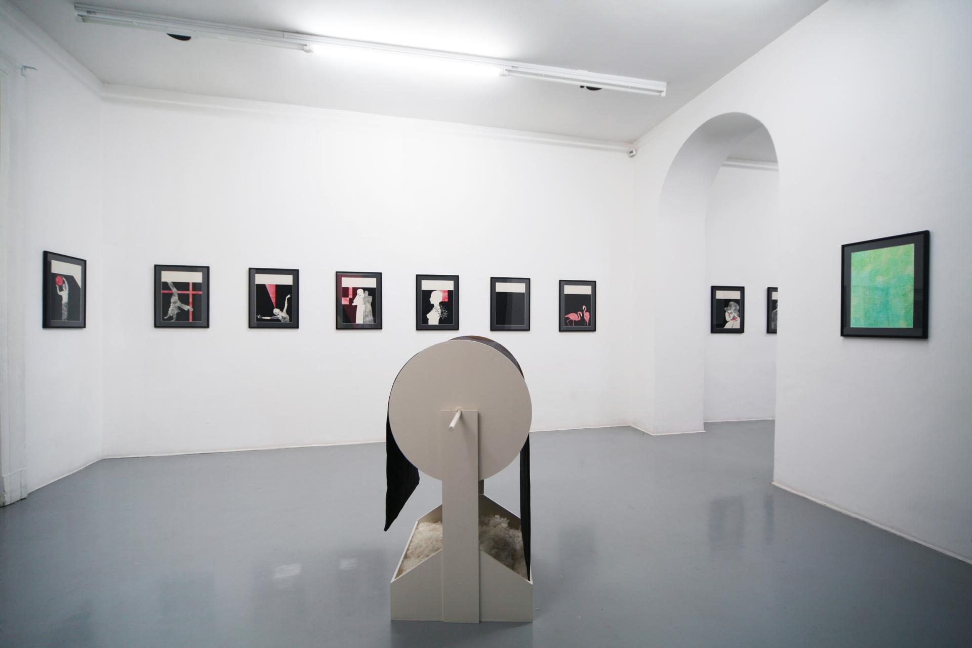 Galleria Fonti CHRISTIAN FLAMM – Per un motivo o per un altro