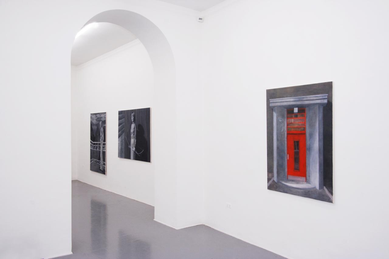 Galleria Fonti BIRGIT MEGERLE – Zona Grigia