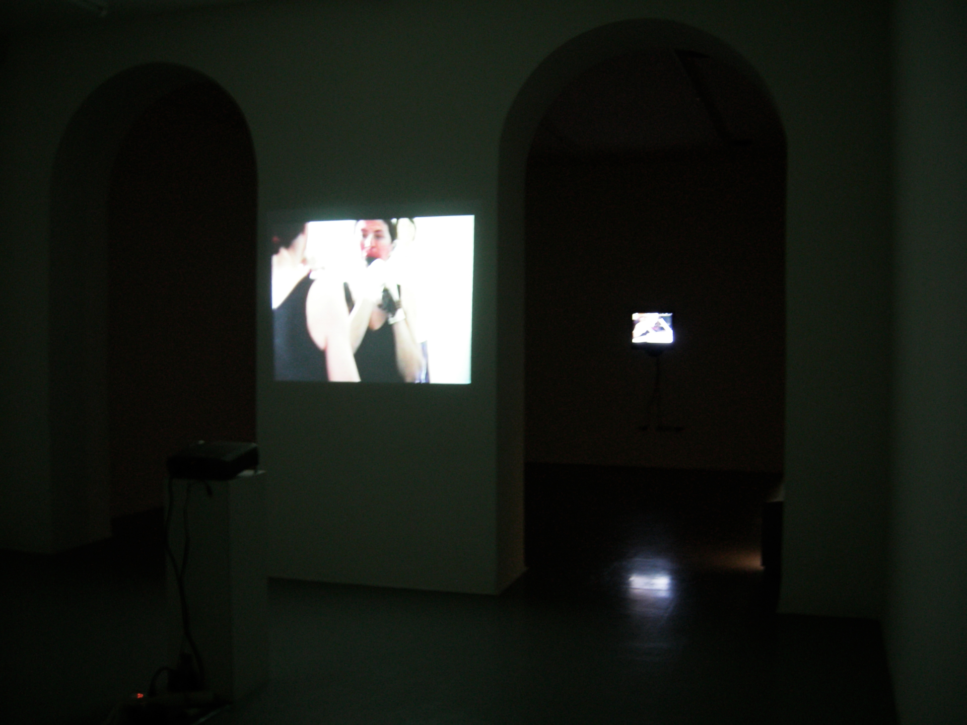 Galleria Fonti GIULIA PISCITELLI – Selected video works 1989-2002