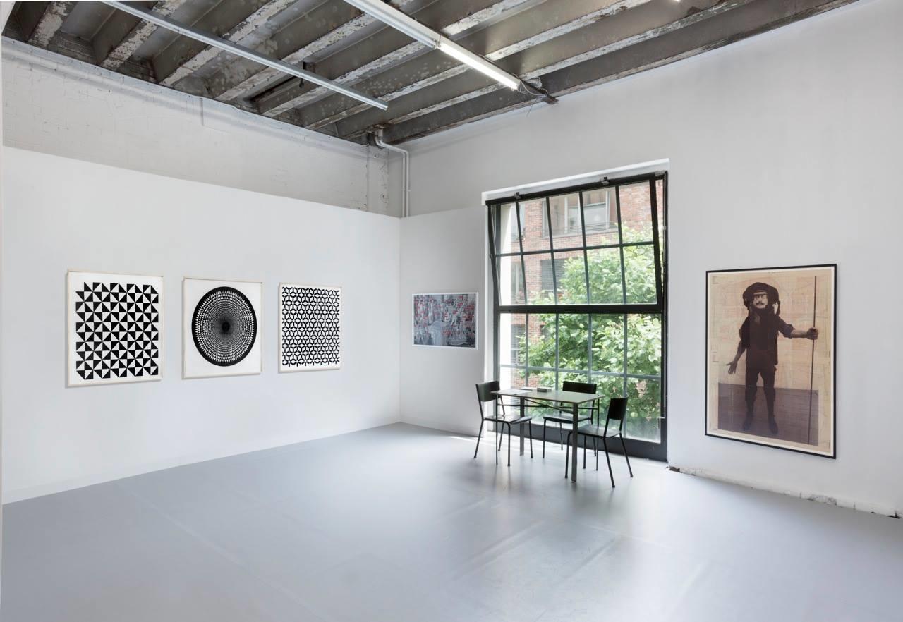 Galleria Fonti LISTE Art Fair Basel 2016
