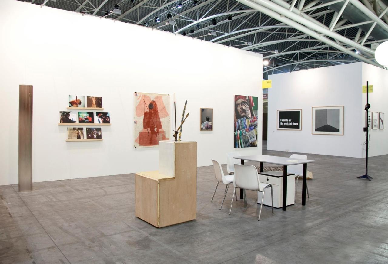 Galleria Fonti ARTISSIMA 2011