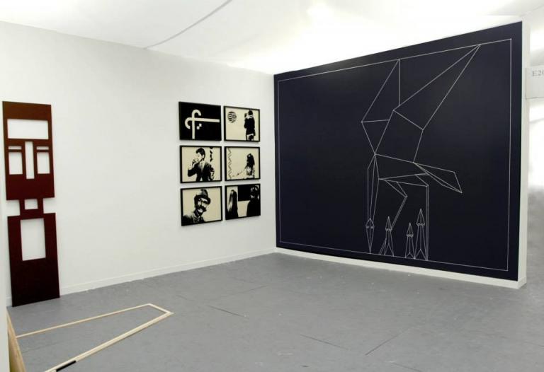 Galleria Fonti FRIEZE Art Fair 2013