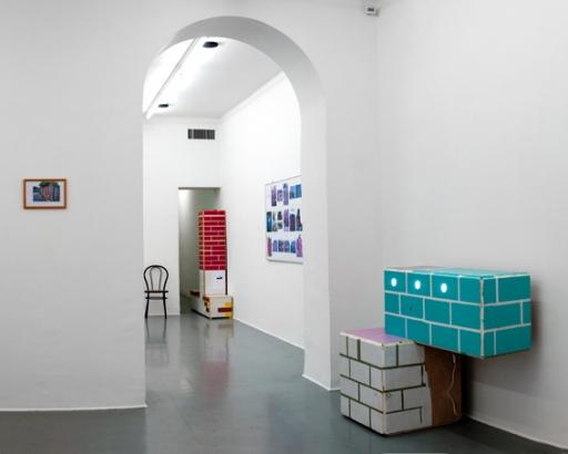 Galleria Fonti MANFRED PERNICE – mauer-stücke