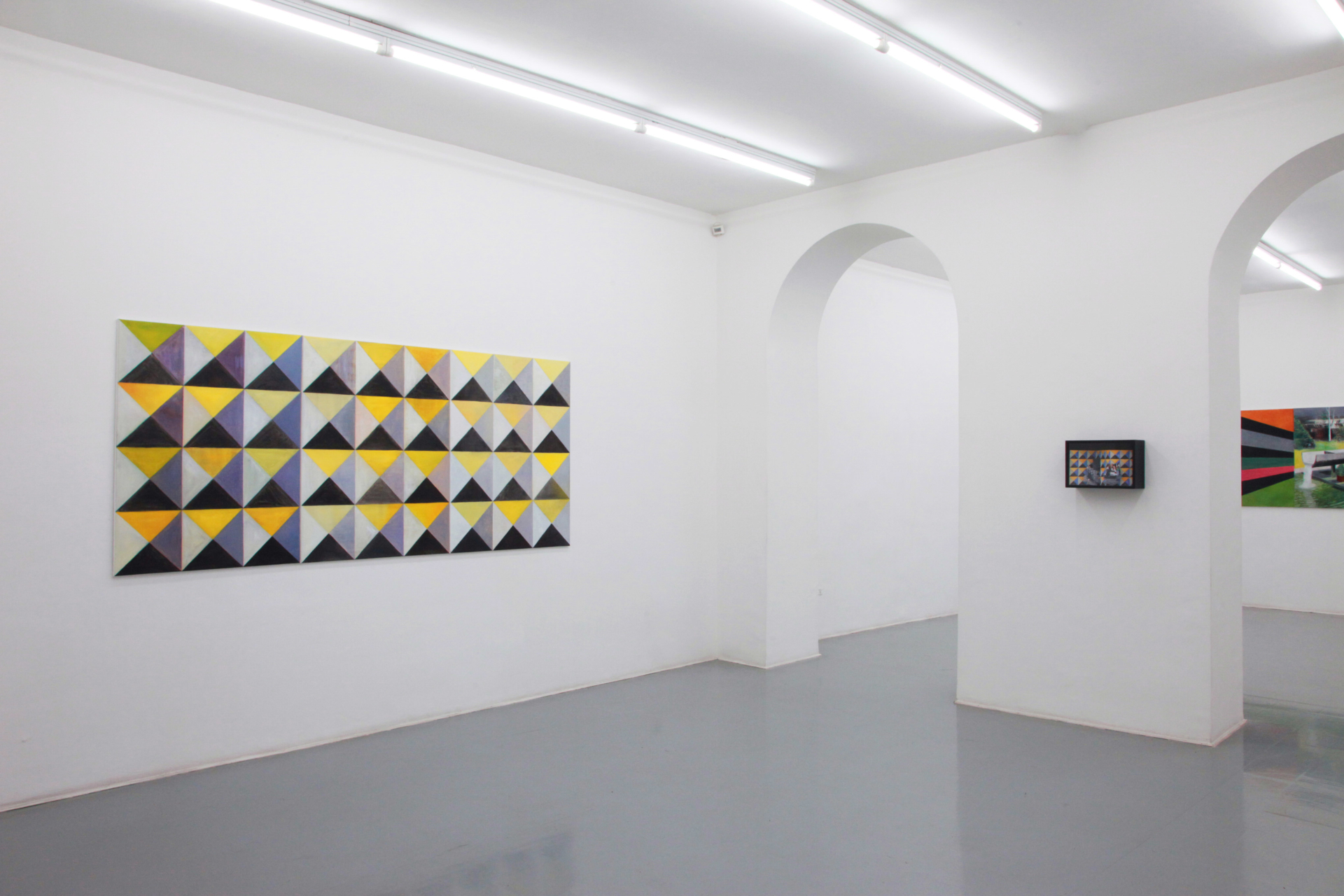 Galleria Fonti BIRGIT MEGERLE – Local Color