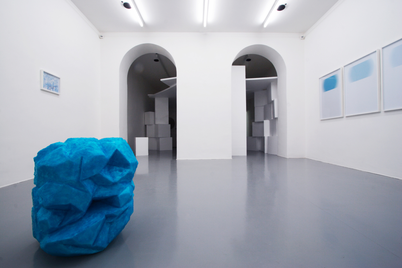 Galleria Fonti NICOLA GOBBETTO – Shapeless Shape
