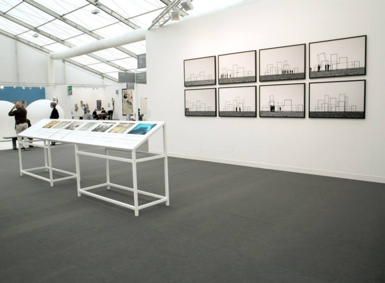 Galleria Fonti FRIEZE Art Fair 2014