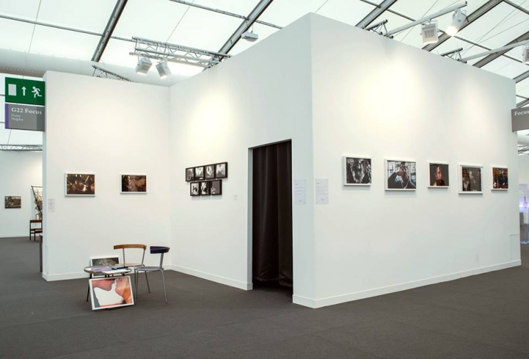 Galleria Fonti FRIEZE Art Fair 2015