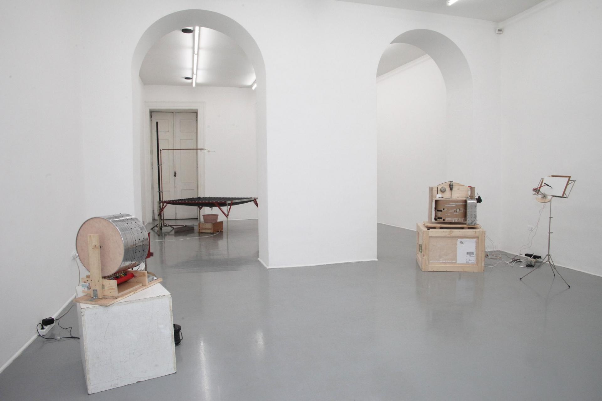 Galleria Fonti LORENZO SCOTTO DI LUZIO – Se il mio cervello fosse un canestro