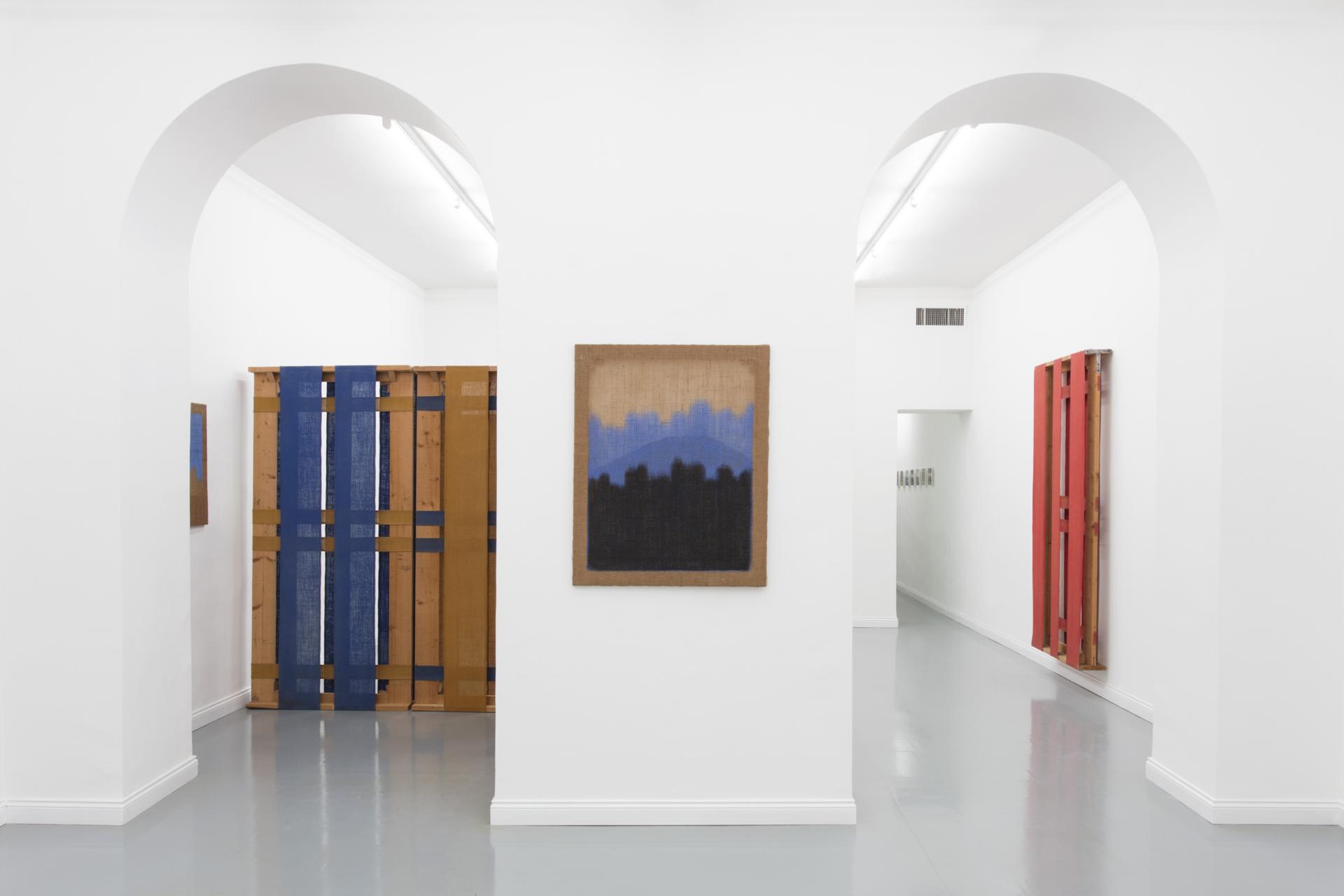 Galleria Fonti SALVATORE EMBLEMA – Selected works 1973-1979 Copy