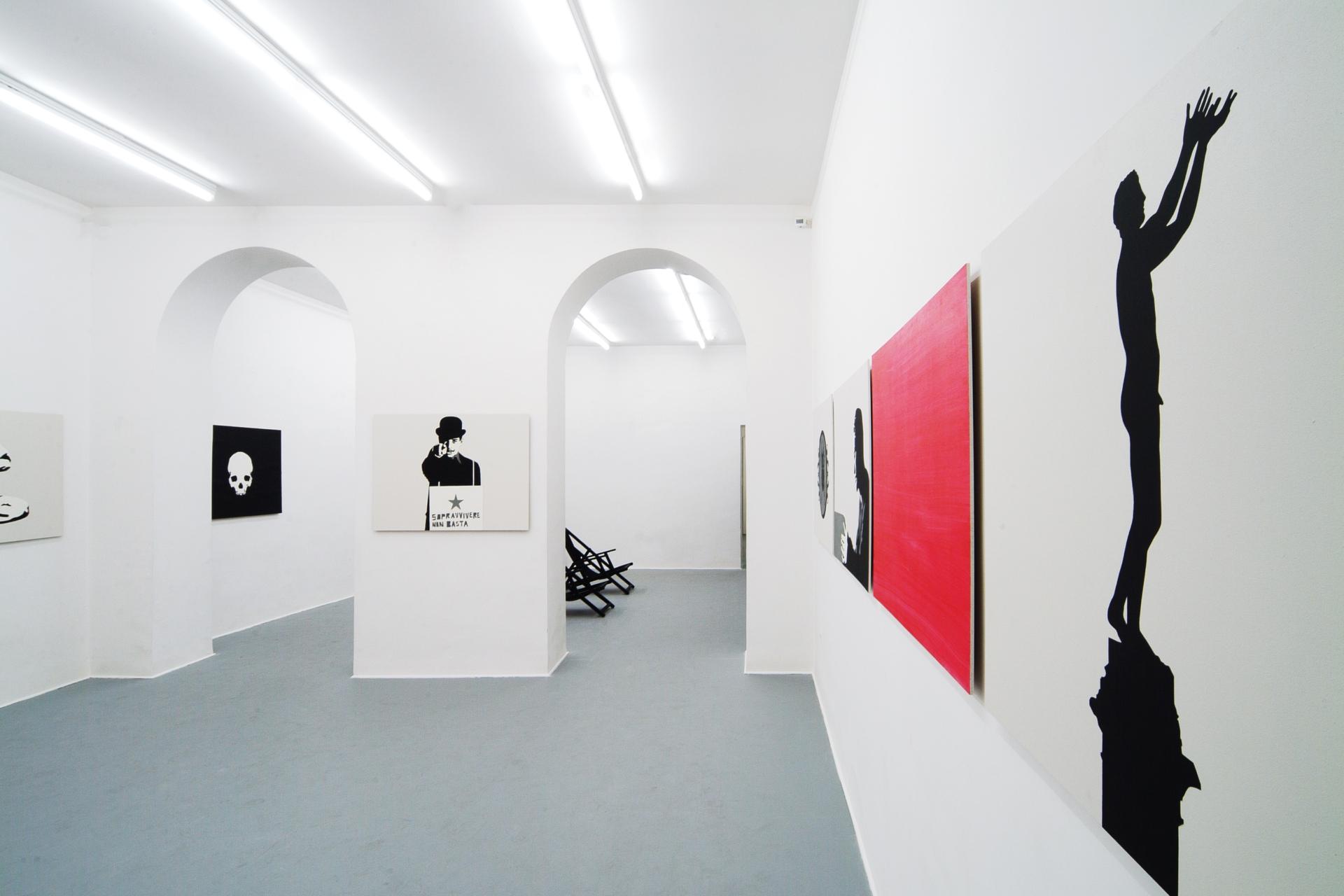 Galleria Fonti CHRISTIAN FLAMM – La legge da me non scritta
