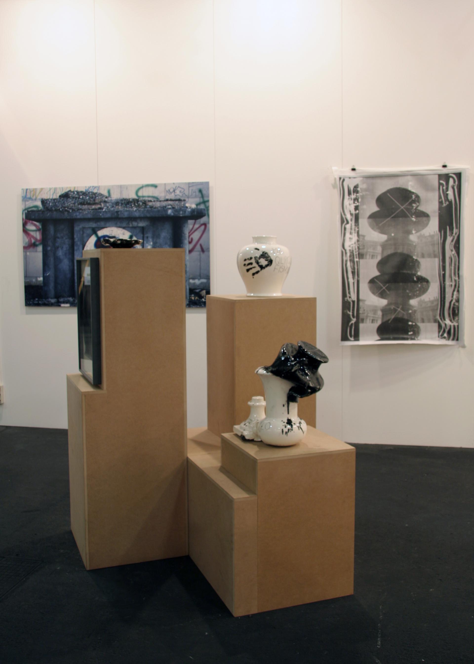 Galleria Fonti ARTISSIMA 2009 Copy