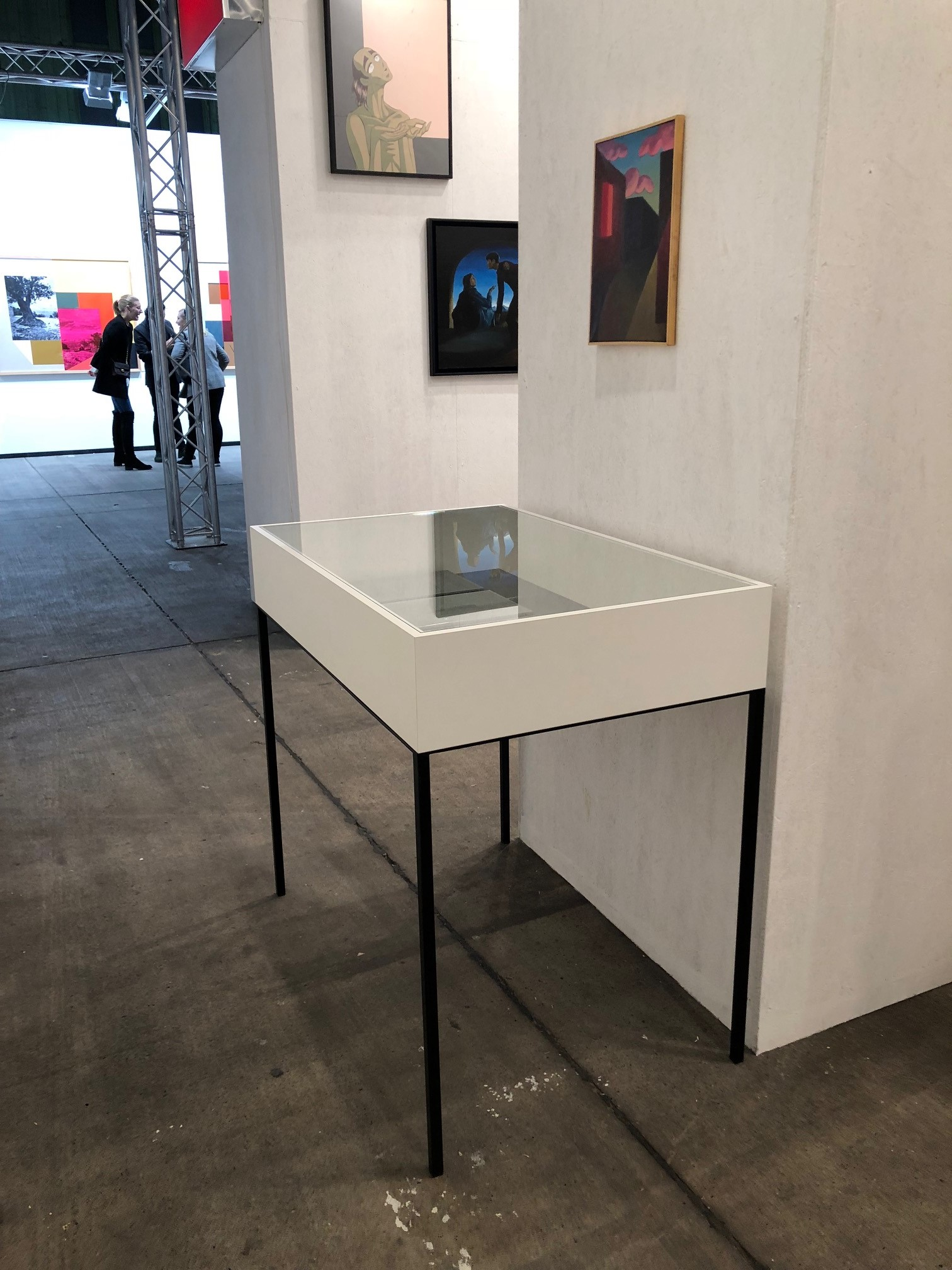 Galleria Fonti Art Berlin 2018 Salon – Constantin Thun